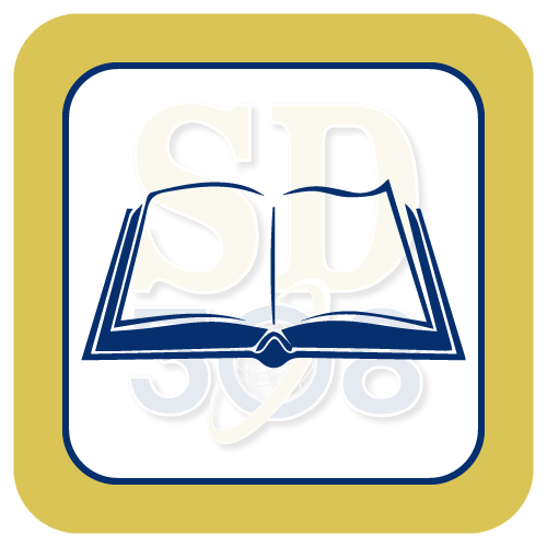 Book with SD 308 Logo